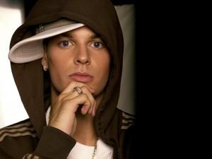 El cantante francés Matt Pokora