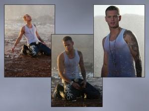 Varias fotos del cantante Matt Pokora