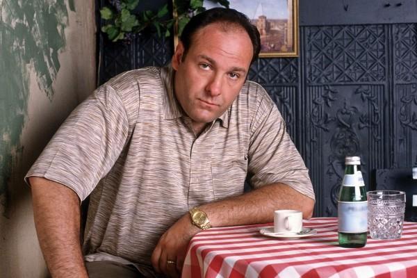 """James Gandolfini, el actor que da vida a Tony Soprano en """"Los Soprano"""""""