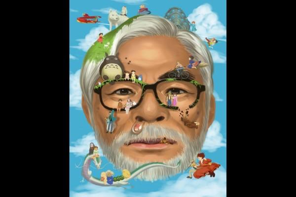 El universo de Hayao Miyazaki