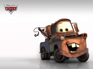 """Postal: Tow """"Mate"""" Mater"""