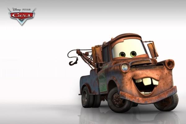 """Tow """"Mate"""" Mater"""