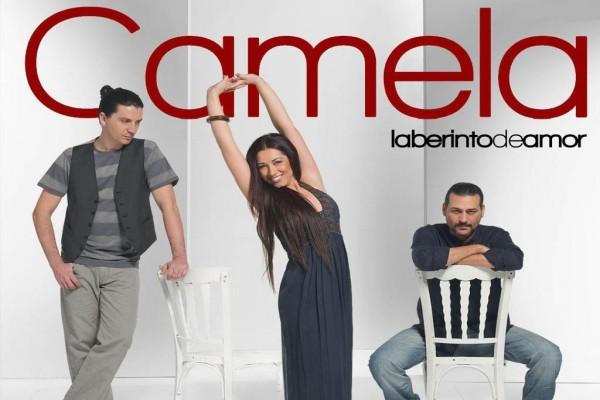 """""""Laberinto de amor"""", del grupo español Camela"""