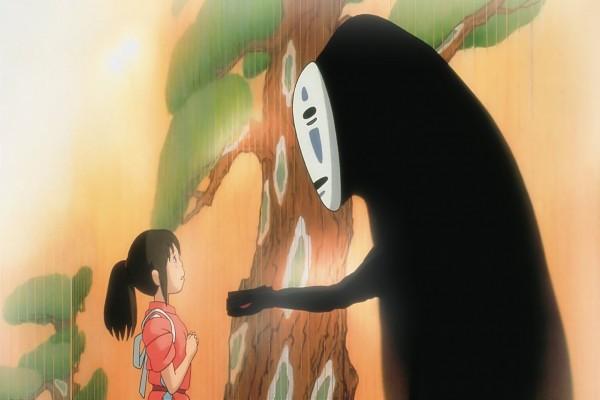 """""""Sin Cara"""" y Chihiro"""