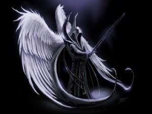 Postal: El ángel ejecutor