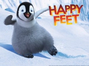 Postal: Happy Feet