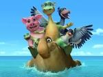 """Impy y sus amigos en """"Impy's Island"""""""
