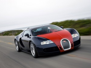Postal: Bugatti Veyron 16.4