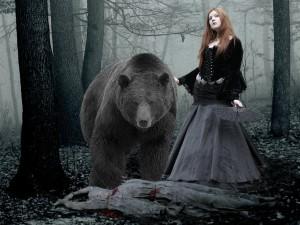 Asesinando con un oso