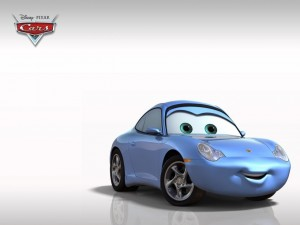 Postal: Sally (Cars)