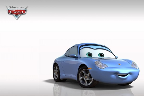Sally (Cars)