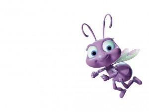 """Pequeña hormiguita de """"Bichos, una aventura en miniatura"""""""