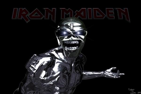 Eddie metálico (Iron Maiden)