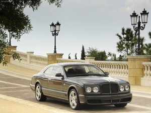 Postal: Bentley Brooklands