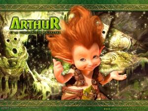 Postal: Arthur y la venganza de Maltazar