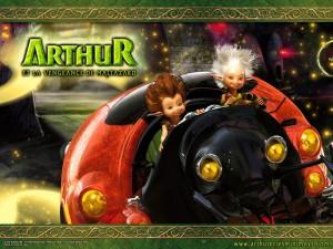 Arthur y la venganza de Maltazar