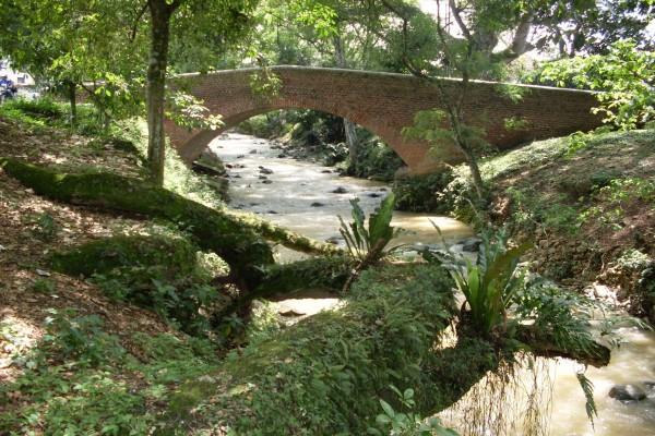 Río Quilichao (Cauca) Colombia