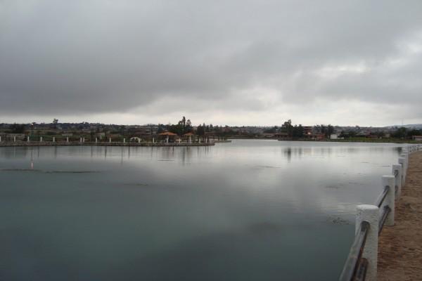 Laguna de Chignahuapan, Puebla, México