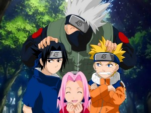 Postal: Naruto Team