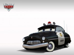 Postal: Sheriff (Cars)
