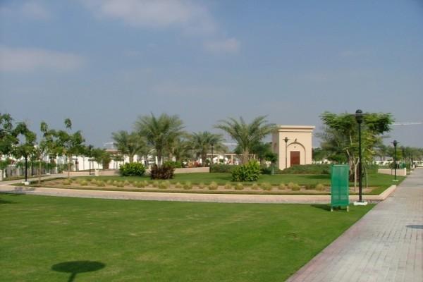 Parque Al garghud, Dubai