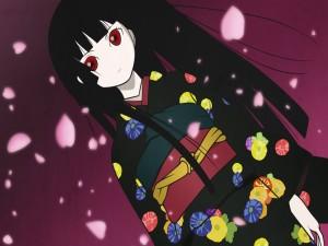 Postal: Jigoku Shojo (La Chica del Infierno, Hell Girl)