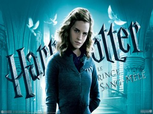 Postal: Hermione Granger