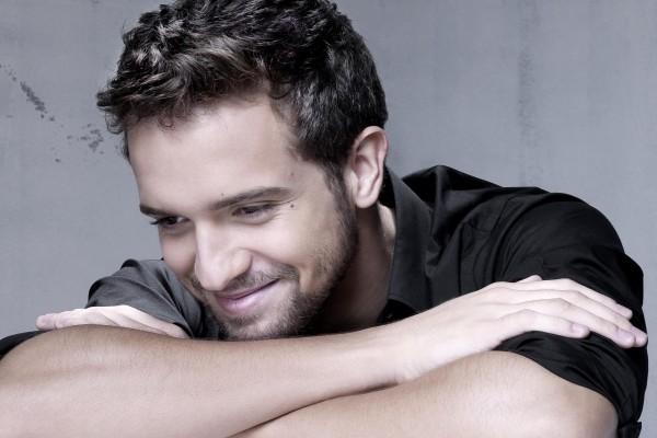 El cantautor Pablo Alborán