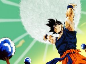 Postal: Goku