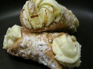 Cannoli, dulce típico italiano