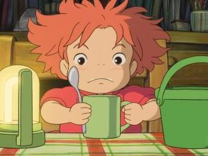 La pequeña Ponyo