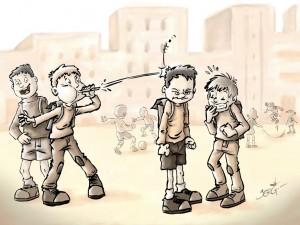 Travesuras de niños