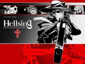 """Hellsing """"Somos la misión de Dios"""""""