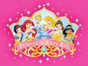 Princesas Disney. Hay una princesa en cada niña.
