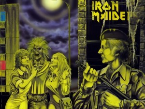 Women in Uniform (Iron Maiden)