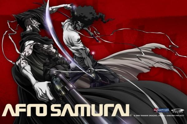 Afro Samurai, un samurái con peinado afro que busca venganza