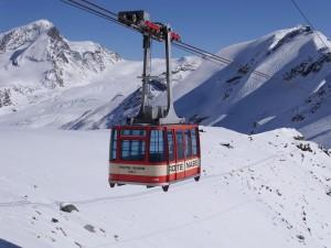 El Rote Nase, Zermatt, Suiza