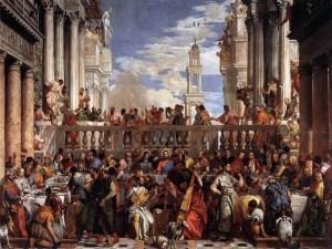 Las bodas de Caná (Paolo Veronese)