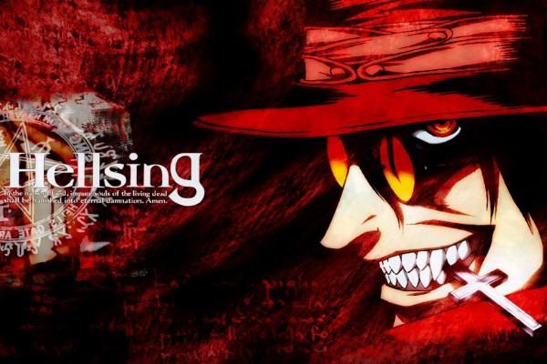 Hellsing. En el nombre de Dios...