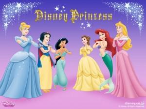 Princesas Disney enamoradas