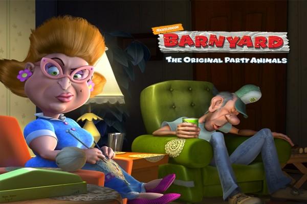 "The Barnyard (""La Granja"" / ""El Corral: Una fiesta muy bestia"")"