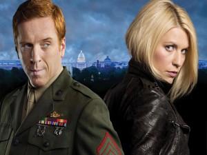 """Postal: Carrie y Brody en """"Homeland"""""""