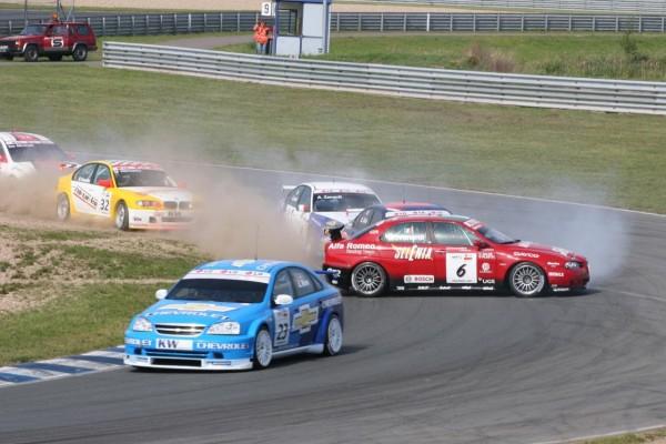 Accidente en el Campeonato Mundial de Turismos (Alemania, 2005)