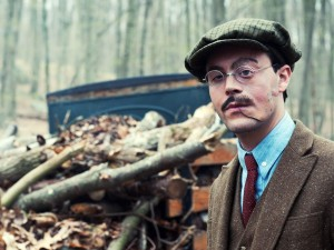 Richard Harrow, amigo de Jimmy
