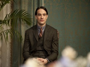 Owen Sleater, irlandés que trabaja para Nucky