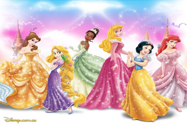Bellas Princesas Disney