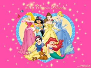 My Princess Friends