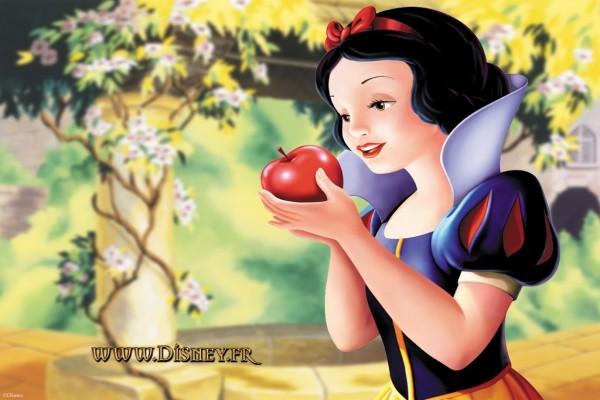 Blancanieves y la manzana
