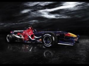 Postal: Scuderia Toro Rosso