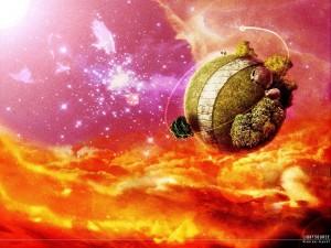 Planeta del rey Kai
